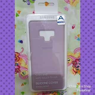 Case Samsung Note 9 Ori Lilac Purple # Ungu