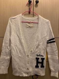 Hollister Cardigan 羊毛外套 扣鈕 V領外套