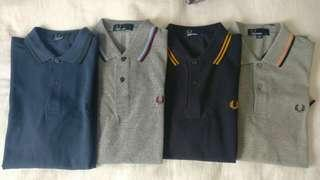 Fred Perry Polo Shirt (S)