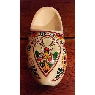 荷蘭木屐 裝飾品 掛飾 純手工製品 實木雕刻