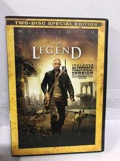 I am legend 2DVD