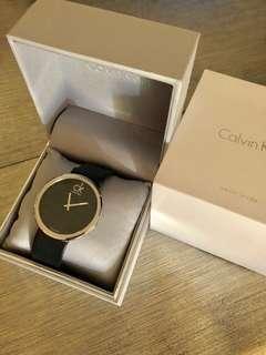 CK Watch 全新 💯 % new 錶面膠紙未撕