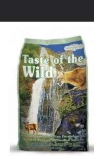 Taste of the wild 7kg