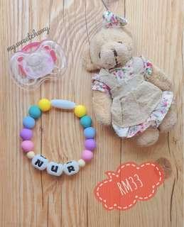 Silicone Teether ST03