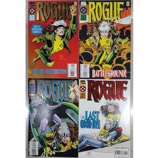 X-Men Solo - Rogue (1995) 4-issue miniseries