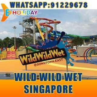 Wild wild wet   Singapore  ღ E-holiday ღ