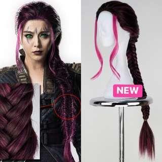 blink (fan bing bing vers.) cosplay wig - x-men: days of future past