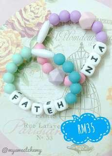Silicone Teether ST04