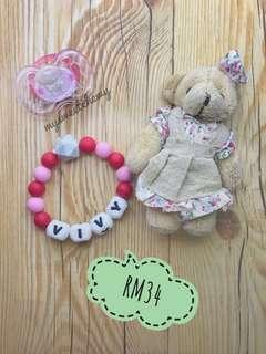 Silicone Teether ST05