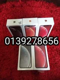 IPHONE XR 64 GB BARU ORIGINAL
