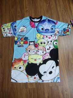 🚚 Tsum tsum cartoon shirt