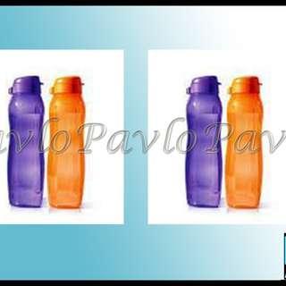 1 Liter Eco Bottle Set of 2