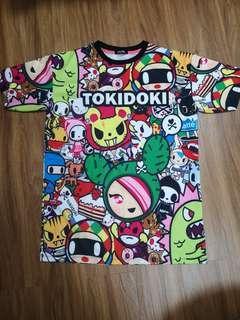 🚚 Cartoon t shirt