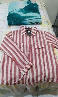 Stripes Shirt by Zara Basic