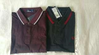 Fred Perry Polo Shirt (XL)