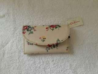 Cath Kidston Curve Wallet Candy Flowers