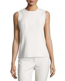 🚚 Theory Hadrienne Pioneer Seamed Top (Size 00)
