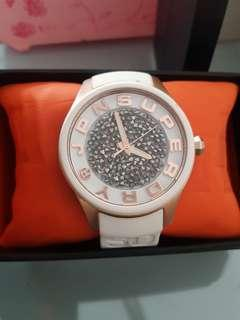 Super hot jam tangan swatch super dry
