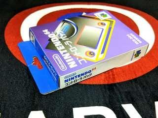 N64 記憶卡
