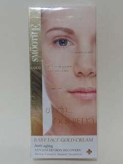 [泰國直送] Smooth E Gold Baby Face Gold Cream