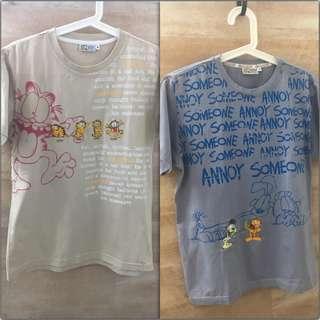 T Shirts (2 Pcs)