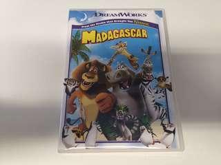 荒失失奇兵 Madagascar DVD