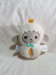 Authentic Hallmark Plush Sheep / Lamb with Voice Recorder and Playback