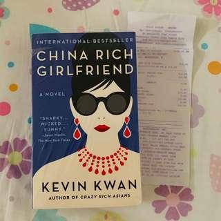 NEW! China Rich Girlfriend