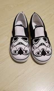 Gap star wars男童鞋