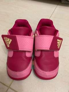 Adidas日本版幼童鞋