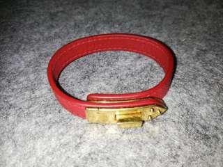 Prada saffiano bracelet