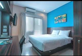 Sewa Harian Apartment di Sudirman full furnished