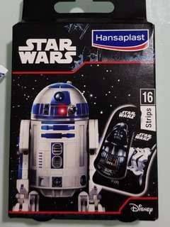 🚚 Star Wars Hansaplast