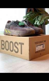 Adidas Yeezy 700 V2 Mauve