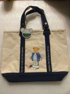 🚚 bear boy手提袋