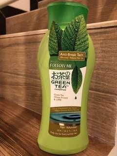 Green Tea Shampoo - volumizer 400ml
