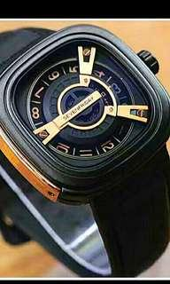 (Japan Made!) SevenFriday Automatic Men's Imported Japanese Hand Crafted Watch.