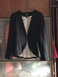 H&M suit jacket