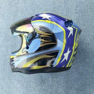 Helm INK Full face fit M-L