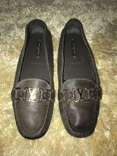 Louis vuitton oxford loafer