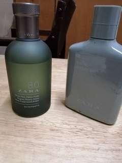 Zara 8.0 and Zara W/END