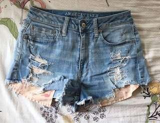 American Eagle 牛仔短褲