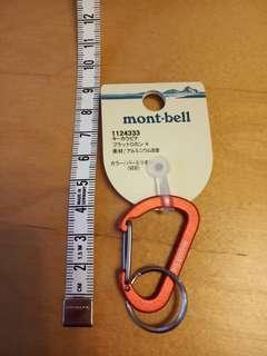 Mont-Bell 鋁扣