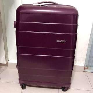 Sale! 27 inch American Tourister Caravan TSA Luggage
