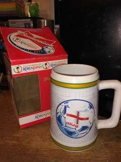 England Beer Mug (2 pieces)