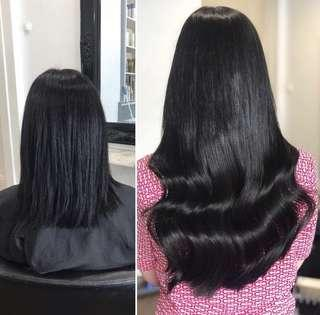 Jadore tape in extensions