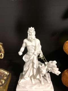 🚚 God figures