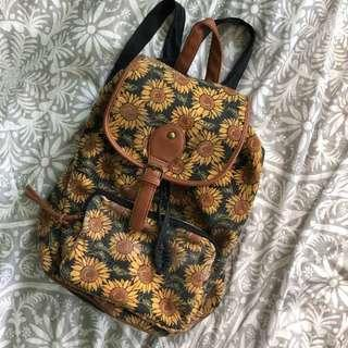 Mossimo Sunflower Backpack