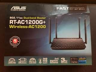 ASUS - RT-AC1200G+ dual band router