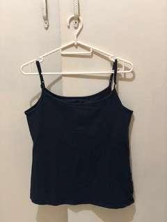Old navy dark blue sleeveless